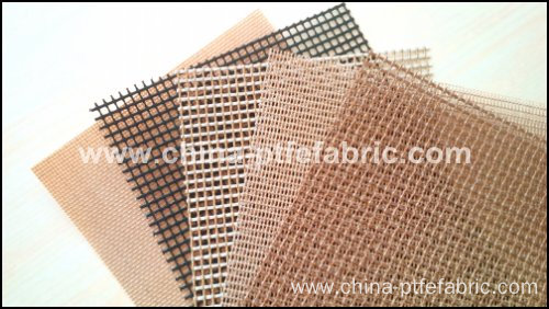 PTFE Coated Open Mesh Fiberglass Fabric