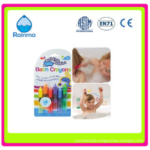 2015 Hot Sell Non Toxic Bath Crayons for Kids