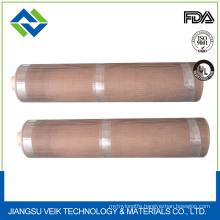 Ptfe teflon coated fiberglass fabric for Industrial Grilling