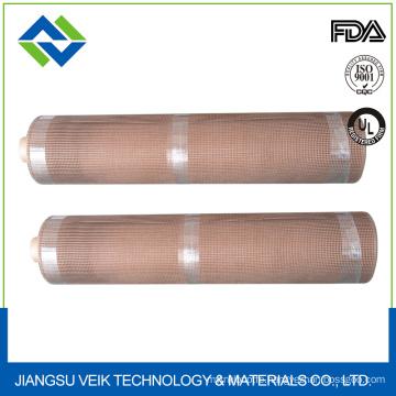 Ptfe teflon coated fiberglass fabric for Industrial Grilling