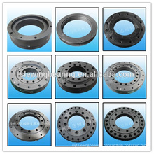 crane used black coating Double Row slewing bearing
