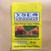 20 кг полипропиленовый сплетенный пакет с ластовицей