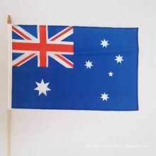 Best selling good stitched  Australia hand flag
