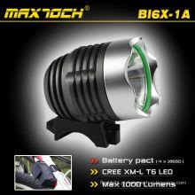 Bicicleta do ano da luz do zumbido do diodo emissor de luz do Cree de Maxtoch BI6X-1A