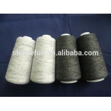 Meilleure vente produits fils de laine pour le tissage de fils farbric