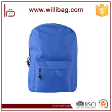 China Supplier Wholesale Cheap Simple Plain Backpacks