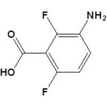 Ácido 3-amino-2, 6-difluorobenzóico N ° 83141-11-1