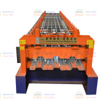 Top quality color steel floor deck tiles roll forming  machine manufacturers