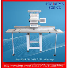 High Quality Cheap Price 1 Head Domestic Computerized 3D Cap Flat Embroidery Machine