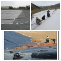 Fabrication Supply Waterproof HDPE Smooth Liners