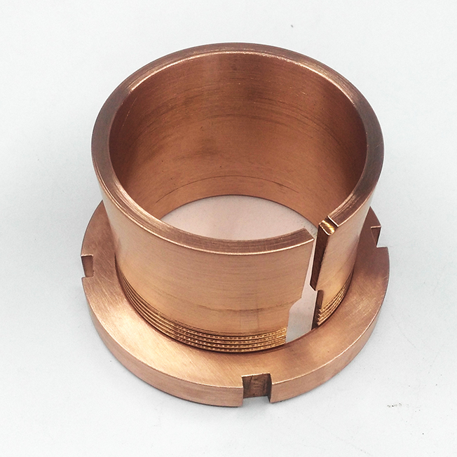 machining copper parts