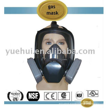 Masque à gaz