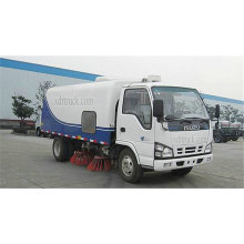 3.5CBM Isuzu Compact Road Sweeper Truck Euro 3