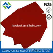 Silicone coated cloth Silicone Rubber Coated Fiberglass Cloth China