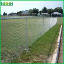 Prix de clôture en maille de diamant à chaud et à prix avantageux et bon marché