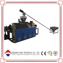 High Efficiency of Double Screw Extruder with Ce