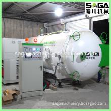 HFVD45-SA HF Drying Kiln For Wood Made In China(4.5CBM)