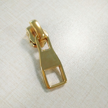 Venta al por mayor Brass Handbag Zipper Puller