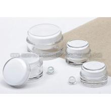 5g 10g 15g 30g 100g 200g rond acrylique transparent pot de crème de 50g