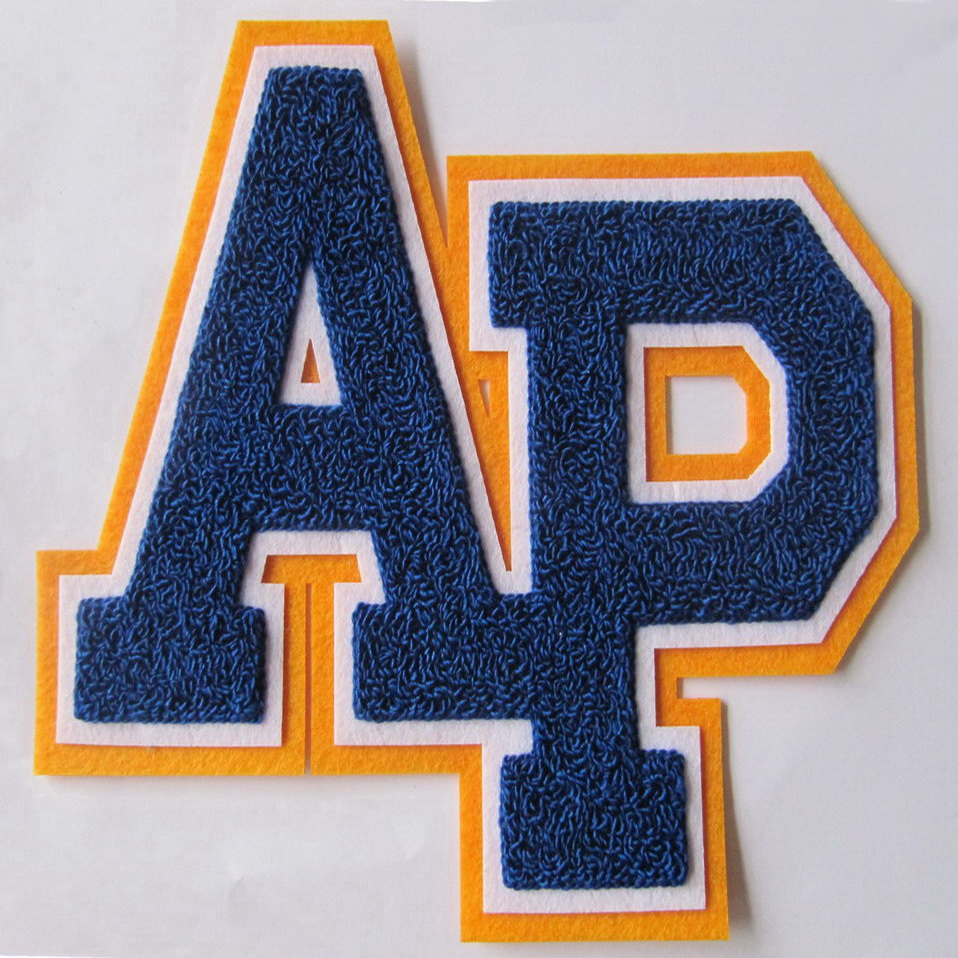 List Chenille Patches For Speical Jacket of School