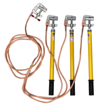Electric Equipment best seller earthing wire set