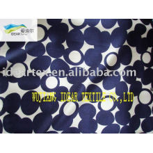 Polyester Printed Satin Fabric For Bedding Set
