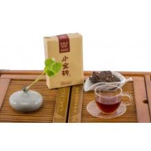 Mini tijolo dourado do chá