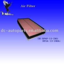 Filtro de aire del panel de Mazda Hepa