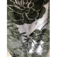 tecido com lençóis impressos em polycotton