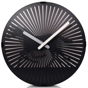 Reloj de movimiento con reloj de pared decorativo Horse Running