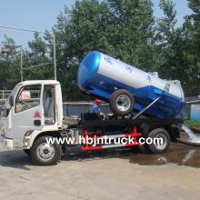 Camión de limpieza de alcantarillado pequeño de 3000 litros