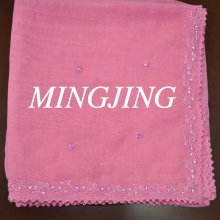 HJ-029 Muslim fashion scarf/Jacquard headscarves