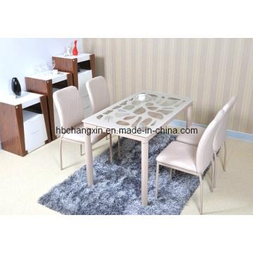 Billige neue modernes Design hochwertige Esstisch