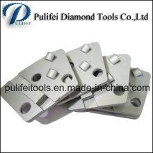 Tampon de meulage de plancher de PCD pour la rénovation / maintenir le plancher époxyde