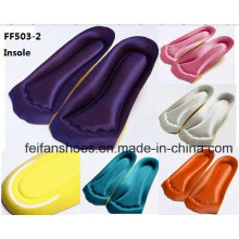New Design Breathable Shock Absorption EVA Orthotic Insole (FF503-2)
