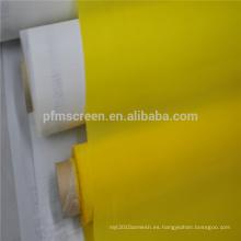 Malla de la impresión de la pantalla del poliéster 13T-165 / malla de la impresión del poliéster / paño que emperna