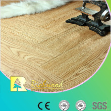 Piso laminado con relieve encerado Hickory Commercial 8.3mm en relieve comercial