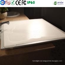 Feder / hängenden Installation Square Panel Lampe mit SMD5630 / 5730