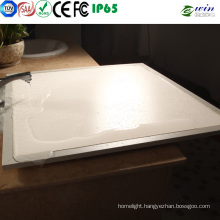 Spring/Hanging Installation Square Panel Lamp with SMD5630/5730