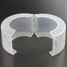 plastic flange covers spray guards