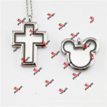 Мода сплава металла креста / мыши головные магниты блокировки прелести (CML50925)