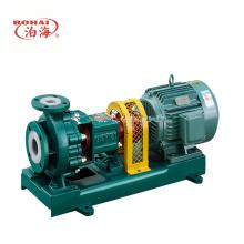 2018 vente chaude !!! Pompe centrifuge de produit chimique IH / IHF Pompe industrielle Trade Assurance sur Alibaba