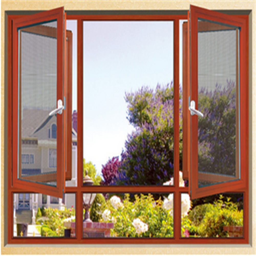 inward opening casement window