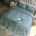 Hand Embroidered Bedding Set