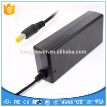 Doe 6 level vi Class 2 UL listed CE GS SAA FCC AC DC 24V 4.75A 114W 110vdc switching power supply black adapter power supply