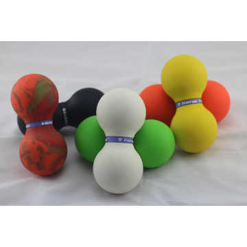 Massageball doppelter Erdnussball