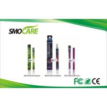 800 Puffs Flavored Disposable E-cigarettes , 390mah E Hookah Shisha Pen