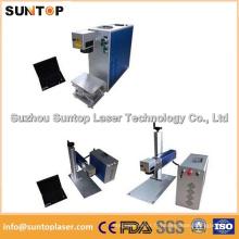 Gravure à laser en acier / Gravure à l'acier / Marquage par laser de bureau