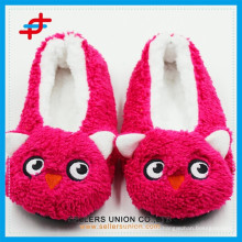 Winter Indoor Warm Cute Animals Home Slipper for wholesale