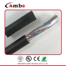Китай производитель лучший ценовой оптовый подземный телефонный кабель